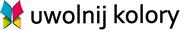 Uwolnijkolory logo