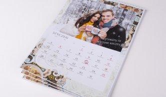 Fotokalendarz A4 PRO - Nakolorowo.pl
